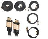 Cable de la velocidad 2.0 del cable de la alta calidad 4k HDMI