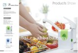 Шайба фрукт и овощ дома поставщика фабрики с генератором озона