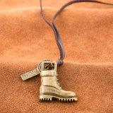靴の吊り下げ式の女性の方法ネックレス