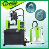 Masque protecteur de LSR faisant la machine/machine liquide de moulage par injection de masque à oxygène de silicones