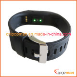 Bracelete saudável do movimento esperto manual esperto do bracelete de Bluetooth
