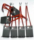 Grafite elettrica, parti elettriche del generatore, spazzola di carbone (GE9000)