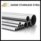Pipe de la pipe Ss304 d'acier inoxydable d'usine de Foshan