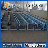 Transportador de placa de la conexión de cadena para la industria alimentaria