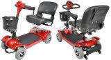 小型の4つの車輪旅行スクーターの電気無効移動性のスクーター