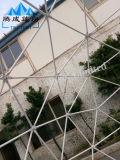 Геодезический стальной большой шатер купола для шатра Китая семьи случаев