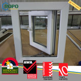 Isolação térmica UPVC Windows Soundproof vitrificado triplo