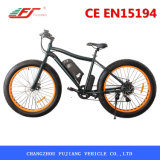 [48ف] [500و] سمين إطار العجلة شاطئ درّاجة كهربائيّة