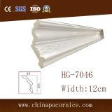 Diseño durable de la cornisa del techo de la espuma de la PU