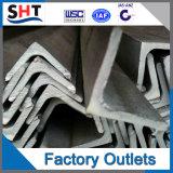 Cornière en acier de /Steel de cornière (SS400, Q235, S275JR, A36)