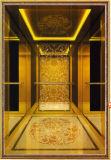 Goldener Spiegel-Edelstahl-neues Entwurfs-Passagier-Höhenruder