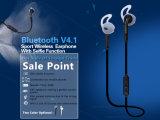 Ruído sem fio do auscultadores de Bluetooth do esporte que cancela o fone de ouvido S8