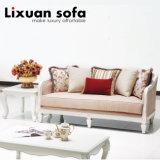 Hotel Sofa Set com sofá branco Love Seat e Presidente