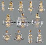 Lâmpadas LED Lâmpada Vintage Edison Lâmpada LED incandescente LED STW STW STW Lâmpada E27 Luz Lâmpada LED Lâmpada de Filamento Iluminação luzes de corda solar