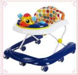 Caminante plegable del bebé 2017 con los juguetes