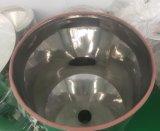 Machine de nettoyage pour la machine auxiliaire en plastique