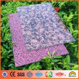 Panel compuesto de aluminio ignífugo de Ideabond (serie de PVDF)