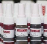 Pigmento orgánico puro de Goochie del pigmento de la ceja del pigmento
