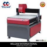 Teken die CNC CNC van de Machine van de Router Snijdende Machine maken (vct-6090S)