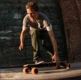 2017년 독일 미국 창고 전기 스케이트보드 전기 Longboard Hoverboard 싼 가격