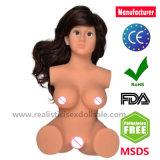 Jouet sexy de produits d'approvisionnements de poupée réelle réaliste adulte d'amour