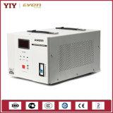controllo automatico del servomotore dello stabilizzatore di tensione di CA dello stabilizzatore automatico 220V di tensione 3000va