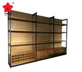 Estantería de lujo de madera de la visualización de Shelfboard