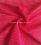 tela de acoplamiento roja del poliester 100d para Casualwear (HD1105374)