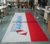 Drapeaux polychromes brillants de tissu de polyester (SS-SF-91)