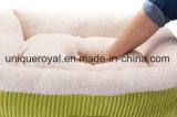 정연한 폴리에스테 부드러움 및 Warmful 애완 동물 침대