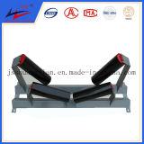 Rueda loca del transportador, rueda loca de acero, a través de la rueda loca (DTII, TD75) para el transporte de transportador de correa