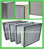 Глубок-Плиссируйте воздушный фильтр высокой эффективности