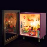 Дом куклы хорошего качества Гуанчжоу малая деревянная