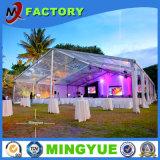 2017販売のために産業普及したPVCファブリック透過屋外の結婚式のテントのアルミニウム製造業者