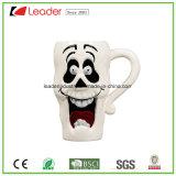 Taza de cerámica modificada para requisitos particulares con diversos diseños para el hogar y la promoción