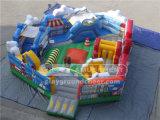 喝采の娯楽楽しみ子供のための膨脹可能な都市運動場