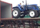Ce/Cocの50HP 60HP 70HP 4の車輪の農業の農場トラクター機械