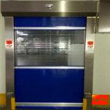 Porte de PVC personnalisée par aluminium rapidement