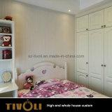 백색 래커 침실 목제 가구 제조업 주문 만원 해결책 Tivo-031VW