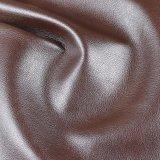 Cuero artificial del PVC del precio de fábrica para los muebles (801#)