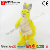Kangoeroe Aniaml van de Levering van de massa de Zachte Stuk speelgoed Gevulde