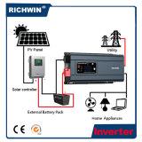 Inversor puro de baixa frequência quente da potência de onda do seno de 1kw~6kw DC-AC, aplicado ao sistema de energia solar