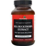 Estratto di Seabuckthorn con 20%Flavonoids per il supplemento dell'alimento