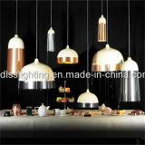 Lâmpadas de alumínio do pendente das luzes modernas italianas dos estilos em China