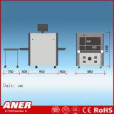 Hohes empfohlenes Strahl-Sicherheits-Kontrollsystem x-6550 für Gepäck mit multi Energie-Farbbildschirm und Fabrik-Großhandelspreis