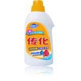 Detergente líquido dobrado natural da lavanderia macia, Manufaturer profissional