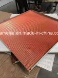 Comitati di alluminio ondulati di alluminio per i soffitti e le pareti