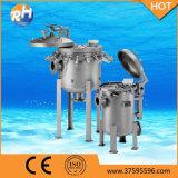 Alto filtro da flusso per il trattamento di acqua di scarico di industria