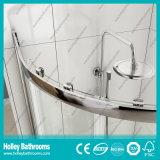 Porta deslizante do chuveiro do setor com frame da liga de alumínio (SE914C)