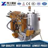 Machine chaude de marquage routier de fonte de machine de déplacement de marquage routier avec des prix modérés